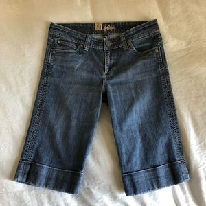 Kut from the Kloth Bermuda shorts s: 8 gently used